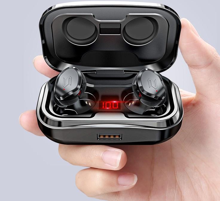 欧特斯TWS-s8plus真无线蓝牙耳机