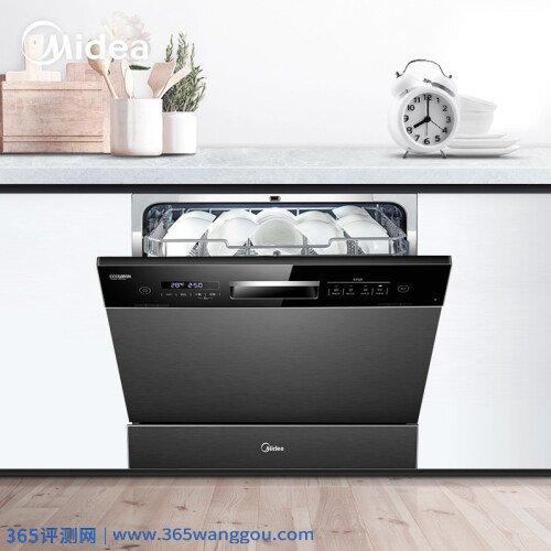 美的X4洗碗机